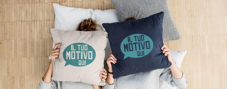 Federa Cuscino Personalizzata Spreadshirt