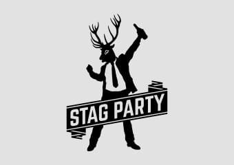 Stag Do T Shirts
