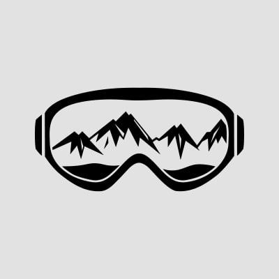 skifahren t-shirts