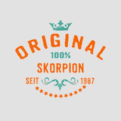 sternzeichen skorpion t-shirts