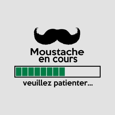 t-shirts moustache