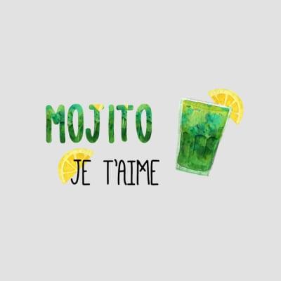 t-shirts mojito