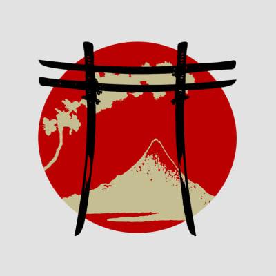 t-shirts japonais