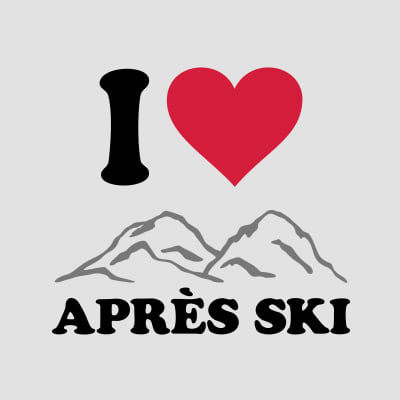 apres ski t-shirts