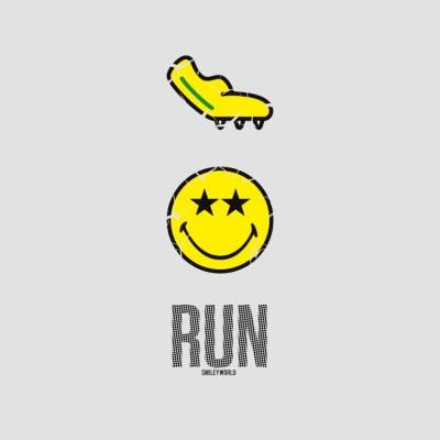 t-shirts running
