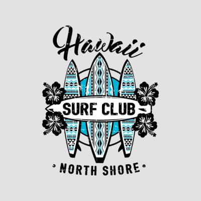 t-shirts surf