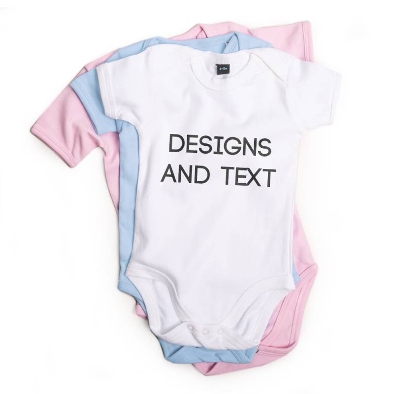 8a665fea2 Personalised Baby Grows   Clothes