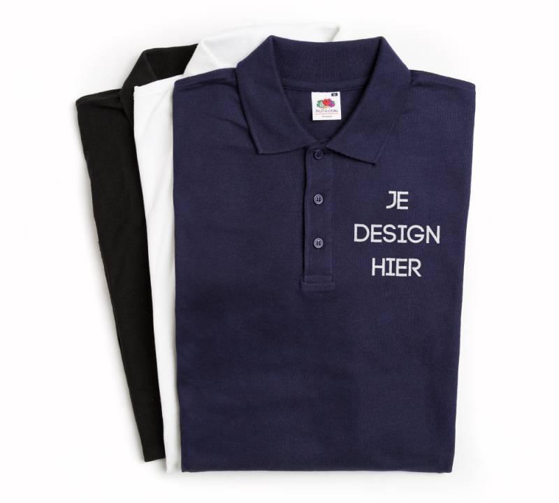 polo shirt ontwerpen