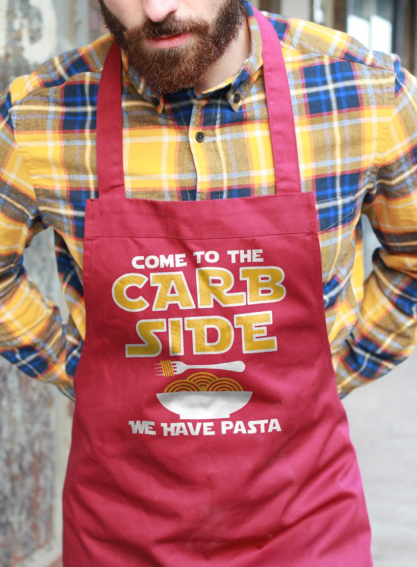 Aprons for hobby chefs