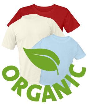 48c6d95d Spreadshirt utvider sortimentet med T-skjorter av biologisk dyrket og  sertfisert bomull, og støtter for første gang Earth Day International.