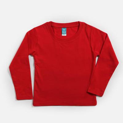 Långärmade T-shirts baby