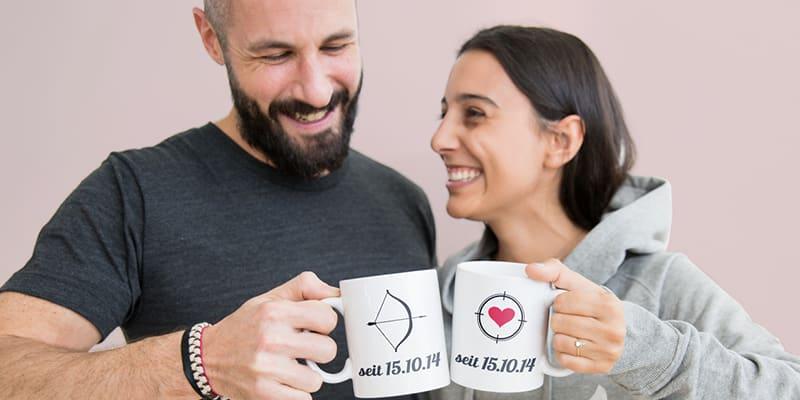 Personalisierte Geschenke für Paare für jeden Anlass  - Teaser