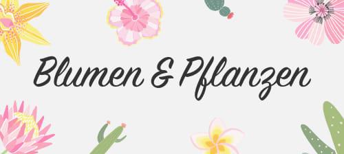 Preview Blumen & Pflanzen Contest