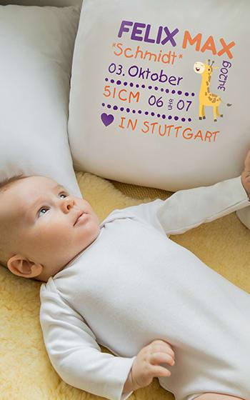 personalisierte geschenke f r neugeborene spreadshirt. Black Bedroom Furniture Sets. Home Design Ideas