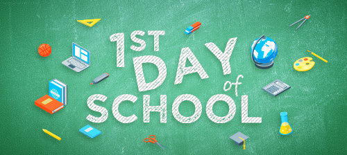 Preview 1st Day of School Contest