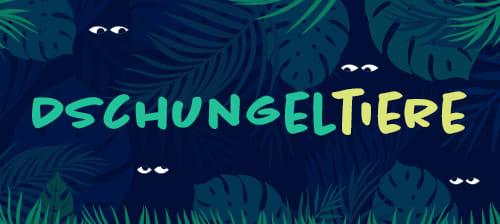 Preview Dschungeltiere Contest
