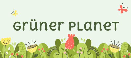 Preview Grüner Planet Contest