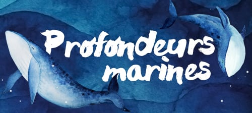 Preview Profondeurs marines Contest