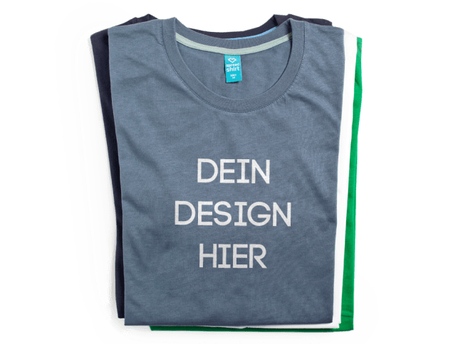 T-Shirts bedrucken bei Spreadshirt