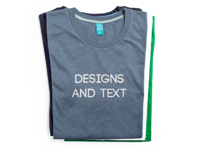 Personalised t shirts custom t shirt printing for T shirt printing design online