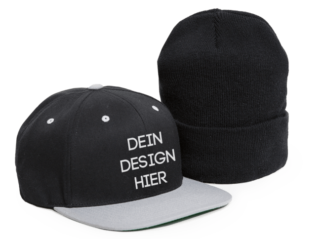 caps selbst gestalten m tzen bedrucken spreadshirt. Black Bedroom Furniture Sets. Home Design Ideas
