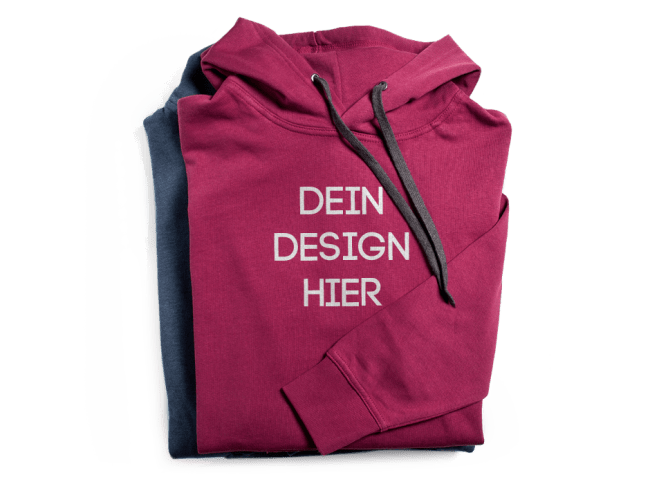 Hoodies bedrucken bei Spreadshirt