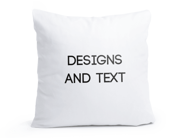 personalised pillow cases & cushion covers | spreadshirt uk Make Your Own Pillow Design