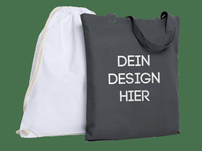 Taschen & Rucksäcke bedrucken bei Spreadshirt