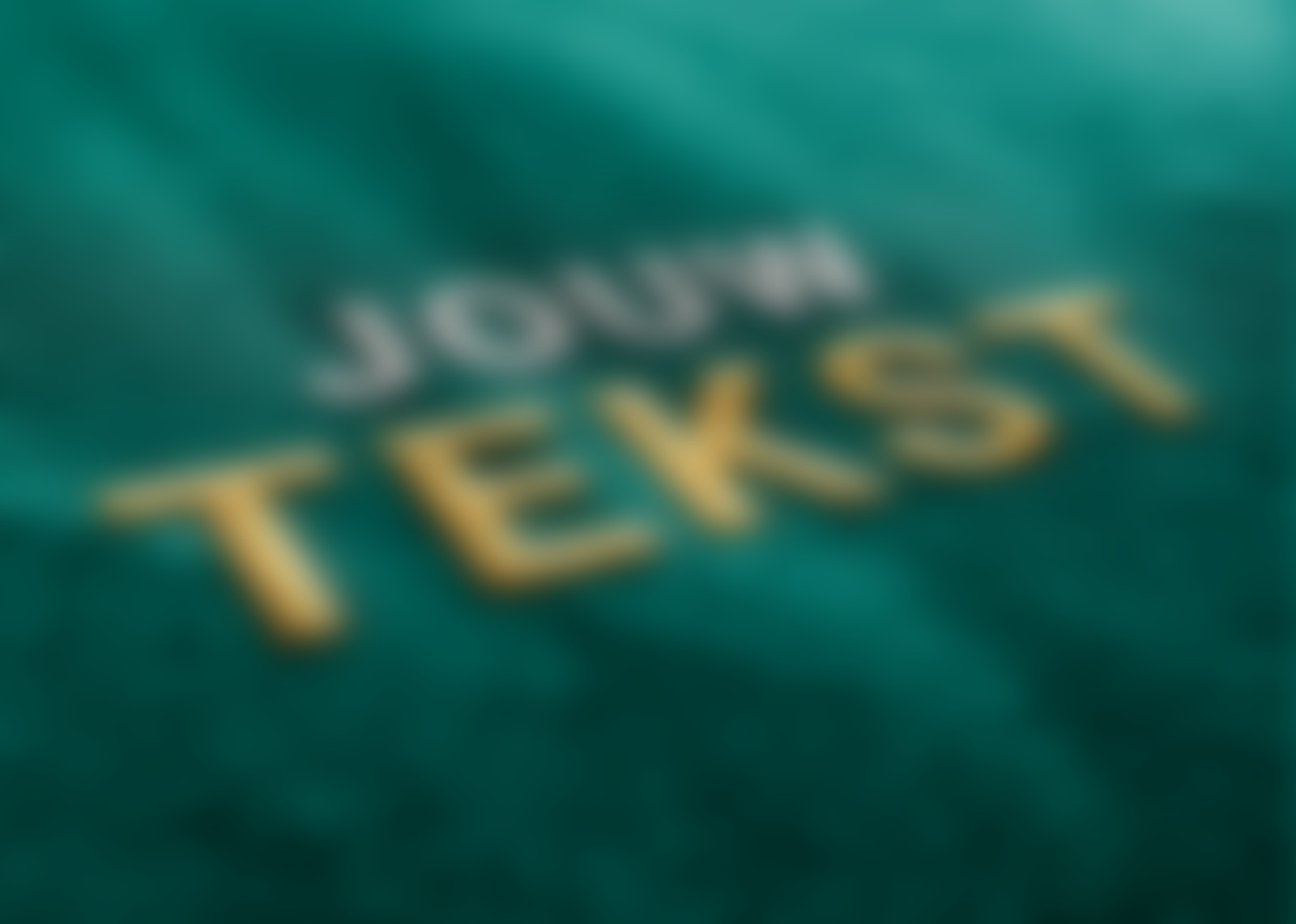 Geborduurde tekst in een close-up