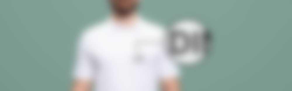 Poloshirt broderet med personlig tekst