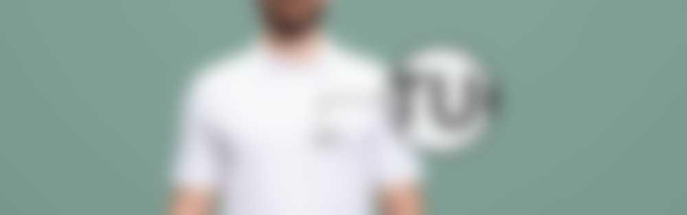 Poloshirt ricamata con testo personalizzato