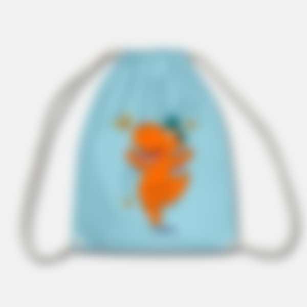 Rucksack der kleine Drache Kokosnuss