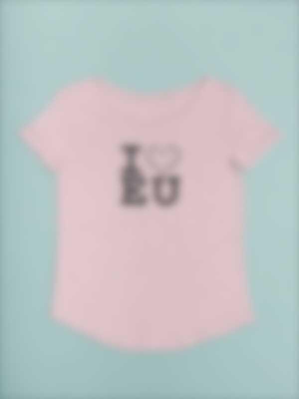 I Love the EU Women's T-Shirt