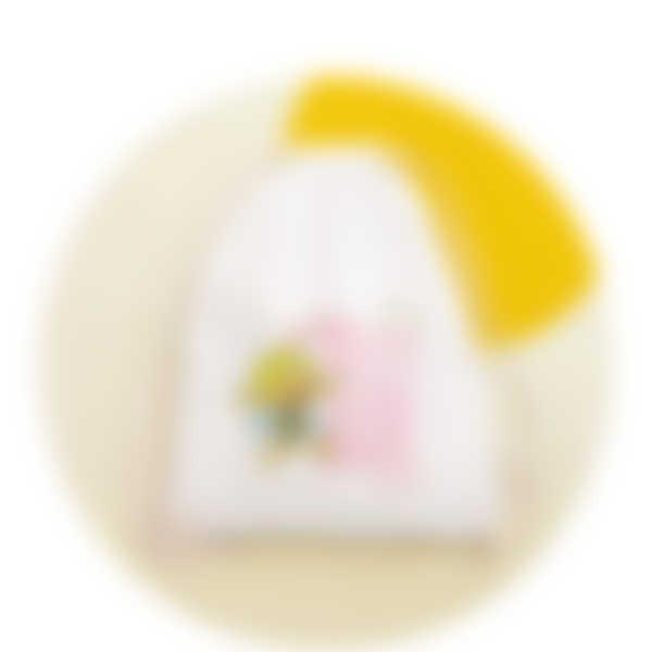 Turnbeutel mit einem Biene Maja-Motiv