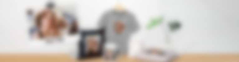 Verschiedene Produkte als personalisierte Fotogeschenke