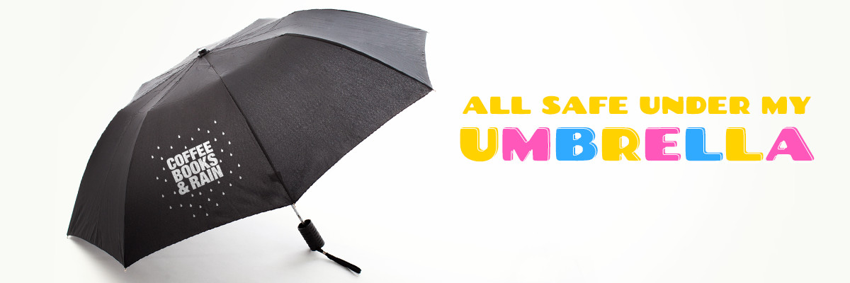Personalised Umbrellas