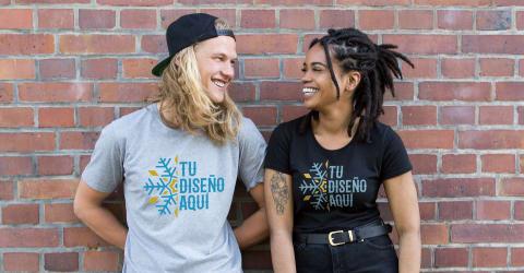 Camisetas personalizadas. Diseña tu camiseta  6a775f72d6f83