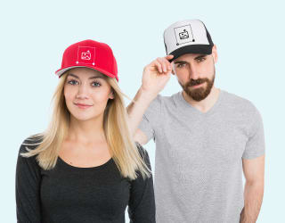 Personalise Embroidered Caps and Hats 805fd7ab8662