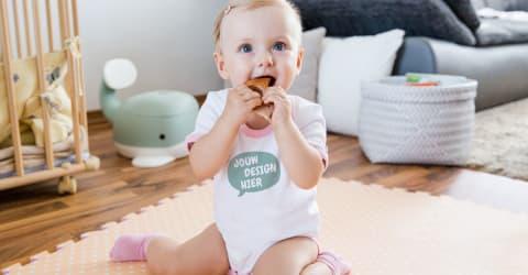 Babykleding Baby.Babykleding Bedrukken Baby Shirt Bedrukken Spreadshirt