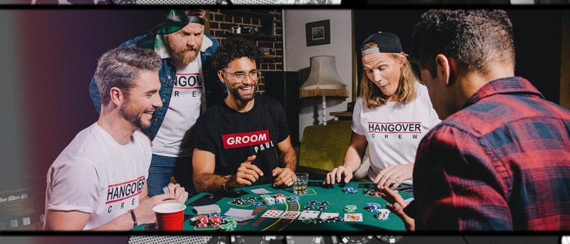 GAME OVER T-SHIRT in 15 Colours NEW sizes S M L XL XXL  stag night wedding groom