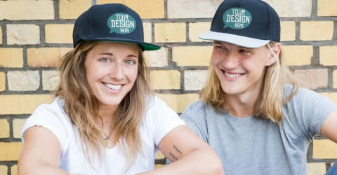 d52346c57 Personalised Caps: Snapback, Flexfit and Trucker Caps | Spreadshirt