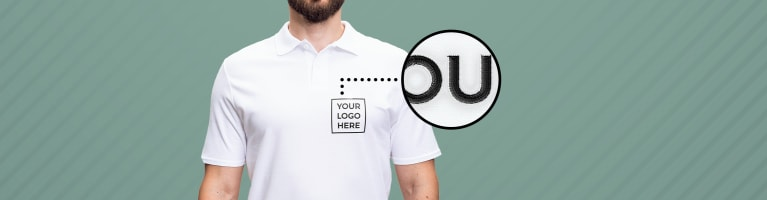 Personalise Embroidered Polo Shirts