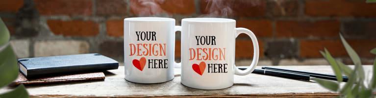 Custom Coffee Cups Design Your Custom Coffee Cups Online