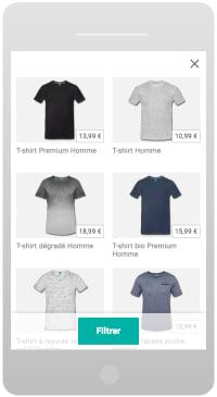 acheter populaire 5a1c2 70cf4 T-shirt personnalisé | Spreadshirt