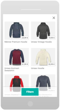 premium selection 37956 c997e Pullover & Hoodies bedrucken lassen, ohne Mindestbestellwert ...