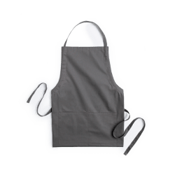 An apron for personalising