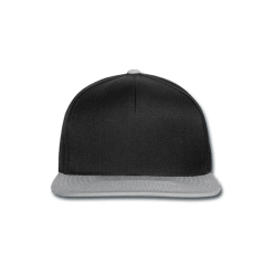 A snapback cap which can be customised