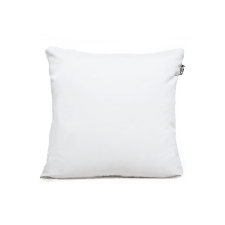 A pillow case which can be personalised