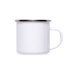 A mug which can be personalised