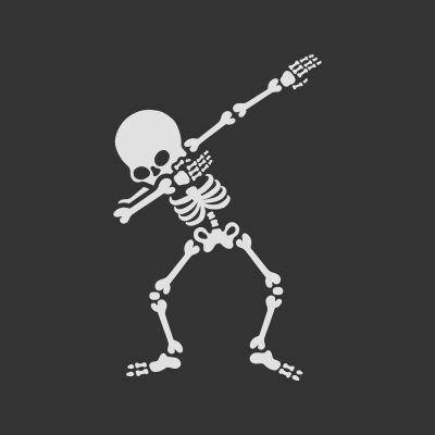 Skelett T-Shirts